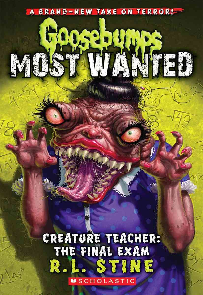 Scholastic Paperbacks Horror and Ghost Stories